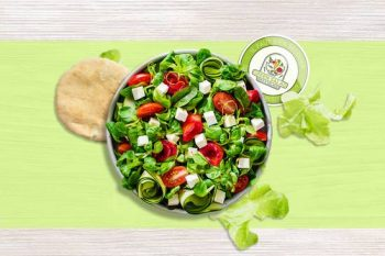 Salade sur mesure Paris
